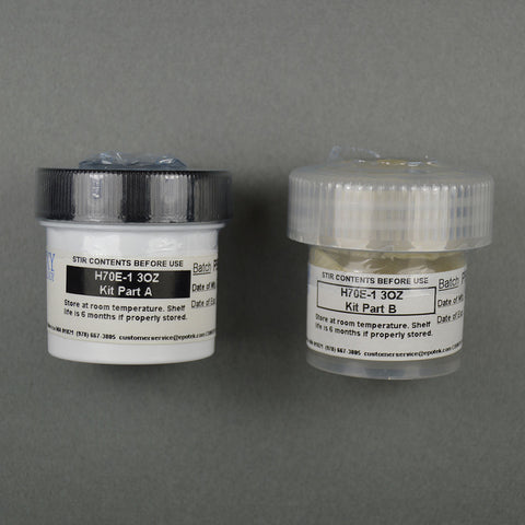 Epoxy Technology Adhesives