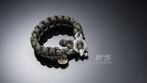 Nut Wrench Paracord Survival Bracelet | Let's Ride Collection
