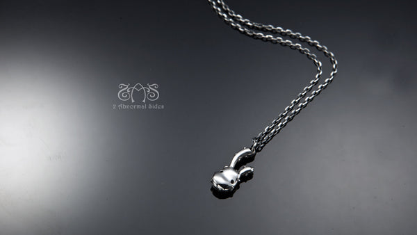 Double-sided RockRabbit Pendant S Type | Abnormal Circus Collection