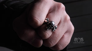 Skull Ring A | Standard Collection