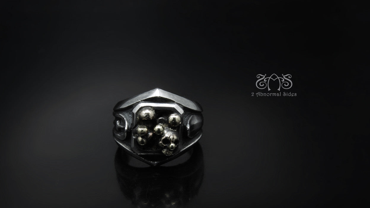 Joker Champion Ring | Abnormal Circus Collection
