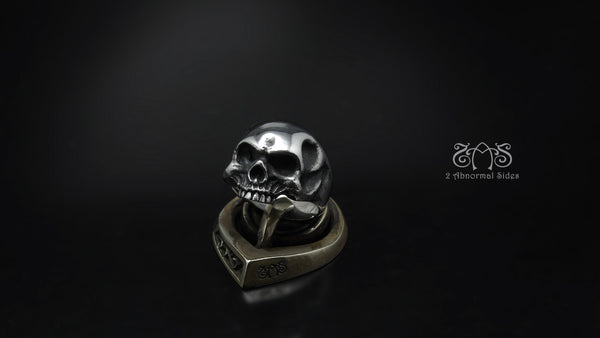 Skull Ring C | Standard Collection