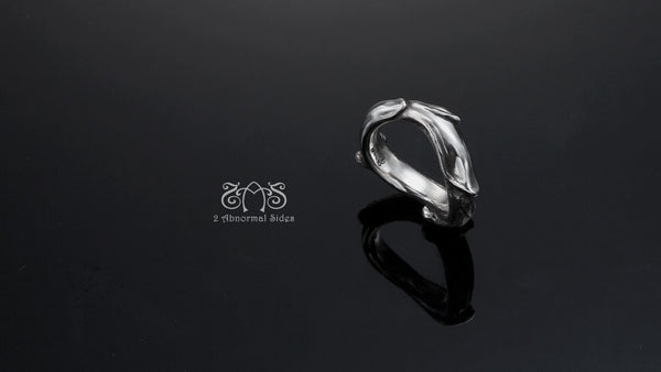 Marrow Ring (SILVER) | Standard Collection