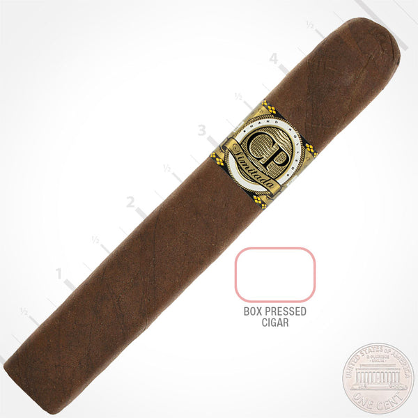 CP LIMITADA GOLD ROBUSTO BOX PRESSED 50x5