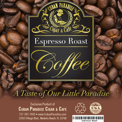Espresso Roast Coffee - Ground