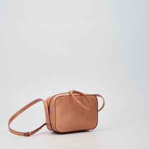 Boxy bag Alex - CAMEL