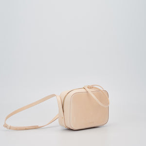 Boxy bag Alex - LIGHT NUDE