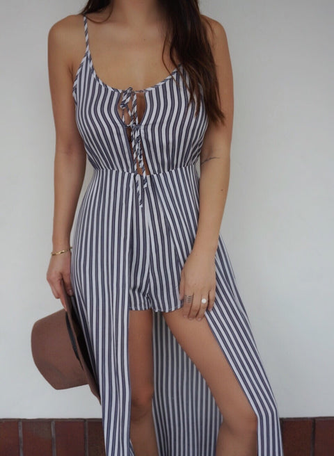 RAE ROMPER DRESS