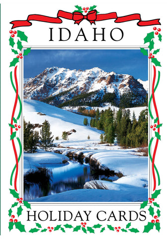 Idaho Holiday Card Set
