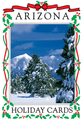 Arizona Holiday Card Set