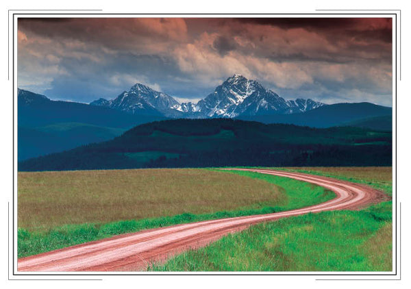2019 Backroads & Byways Pocket Calendar
