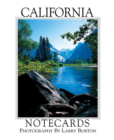 California Note Card Set