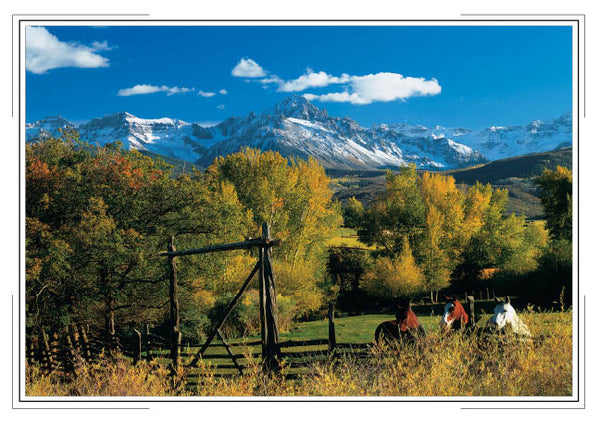 2019 Colorado Pocket Calendar