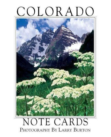 Colorado Note Card Set
