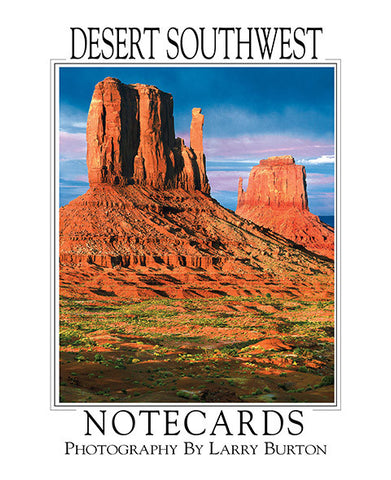Desert Southwest Note Card Set
