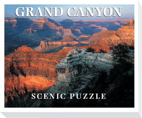 Grand Canyon Scenic Puzzle