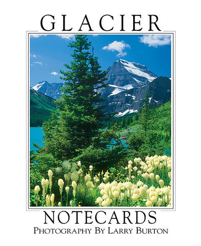 Glacier Note Card Set