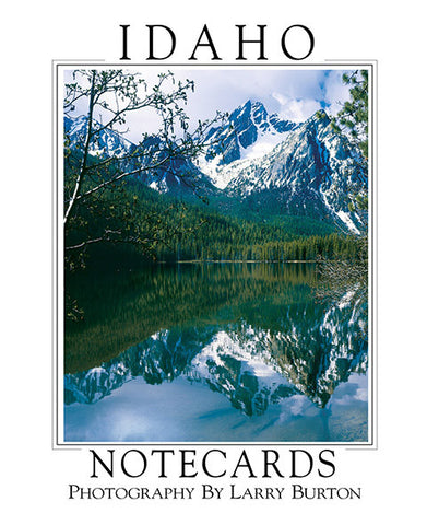 Idaho Note Card Set