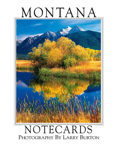 Montana Note Card Set