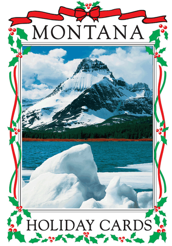Montana Holiday Card Set