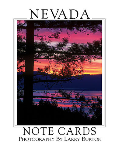Nevada Note Card Set