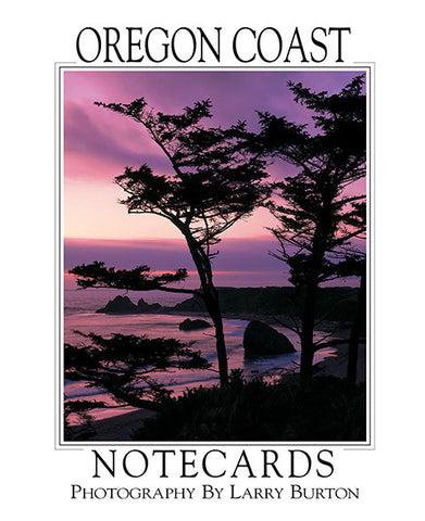 Oregon Note Card Set - Oregon Coast