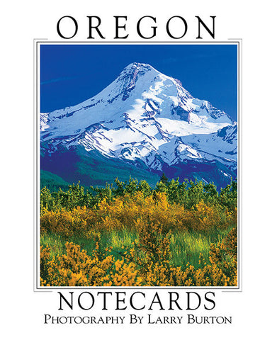 Oregon Note Card Set