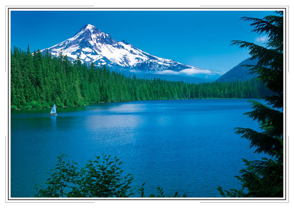 2019 Pacific Northwest Wall Calendar