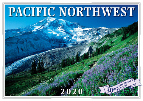 2020 Pacific Northwest Wall Calendar