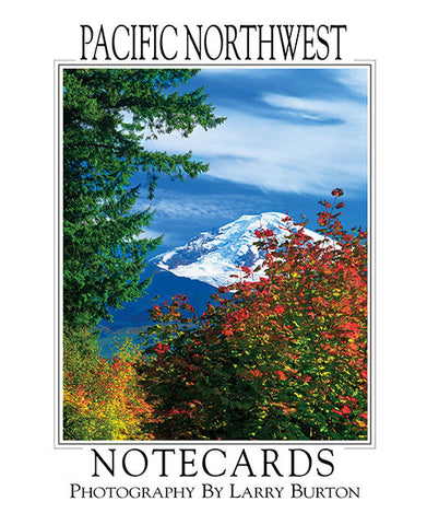Pacific Northwest Note Card Set