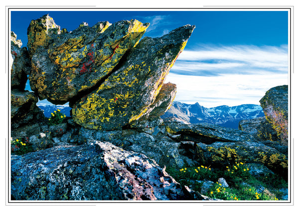 2020 Rocky Mountain Wall Calendar