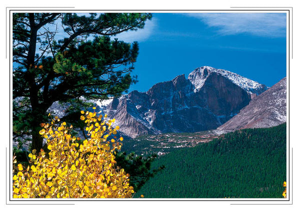 2019 Rocky Mountain Pocket Calendar