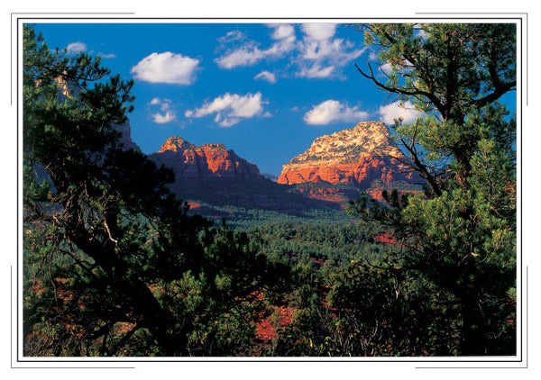 2019 Sedona Pocket Calendar