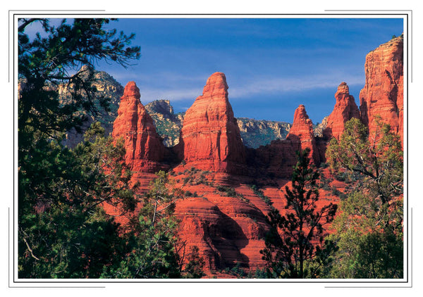 2020 Sedona Pocket Calendar
