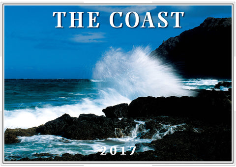 2017 The Coast Wall Calendar