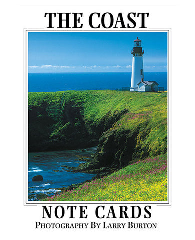 The Coast Note Card Set