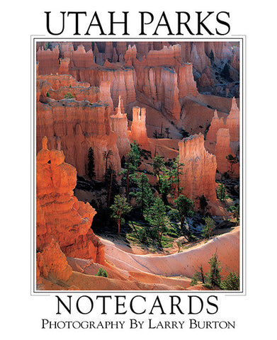 Utah Parks Note Card Set