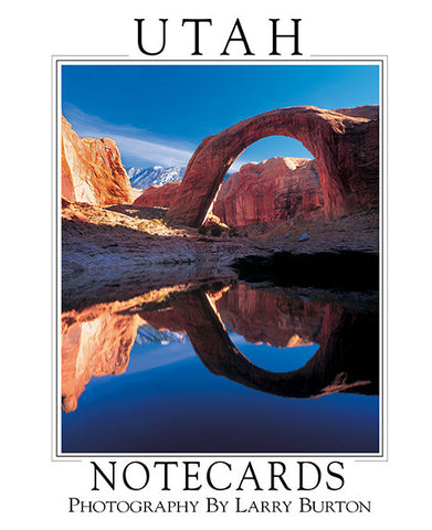 Utah Note Card Set