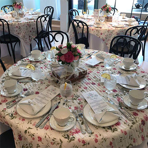 Tea Room Rental: Special Event