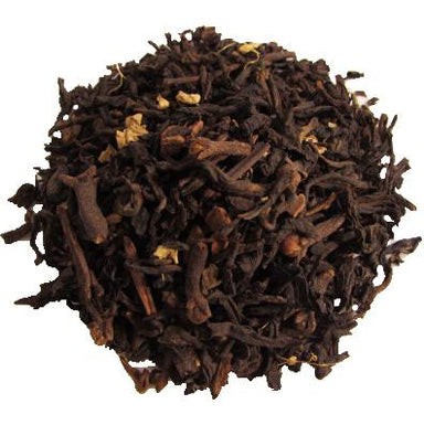 Pumpkin Pie Flavored Puer