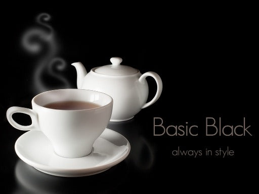 Basic Black: Always in Style