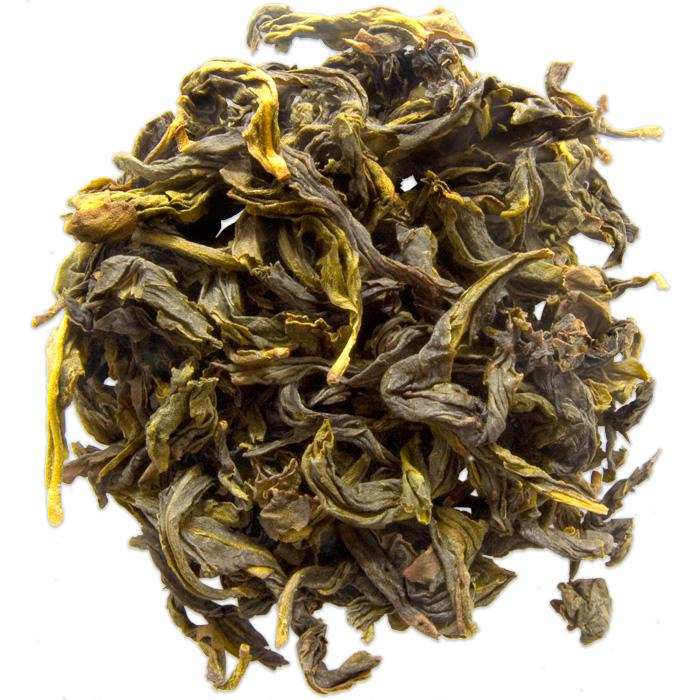 Coconut Pouchong Flavored Oolong