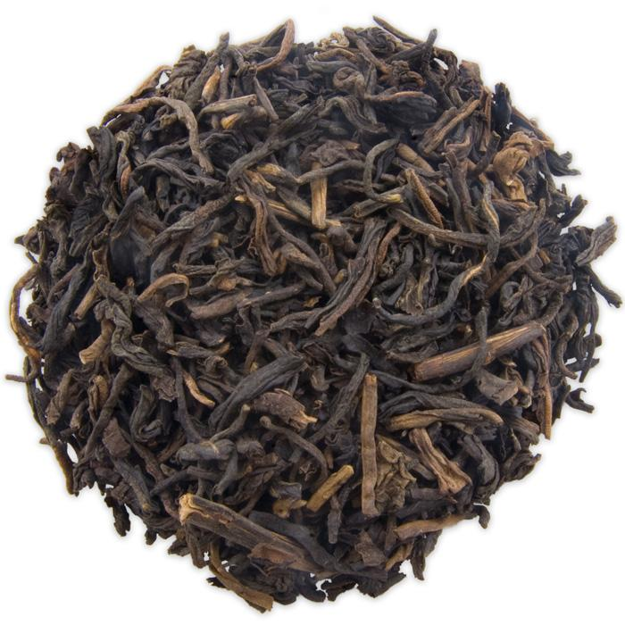 Decaf Earl Grey Flavored Black Tea