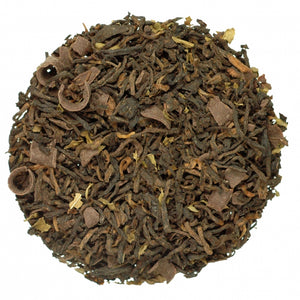 Grasshopper Flavored Puer Tea