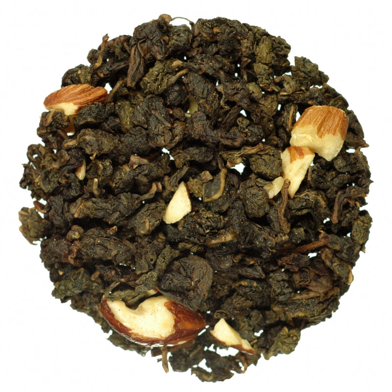Hazelnut Vanilla Oolong Tea