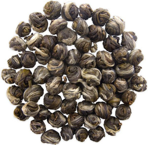 Jasmine Pearls Chinese Scented Green Tea