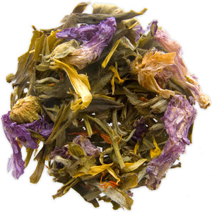 Mango Blue Bai Mu Dan Flavored White Tea