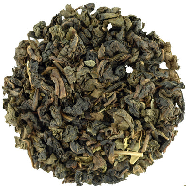 Peach Kuan Yin Flavored Oolong Tea