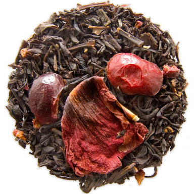 Pomegranate Cranberry Flavored Black Tea