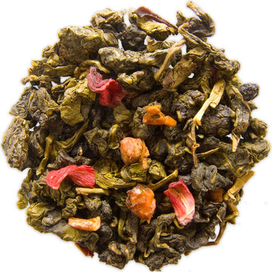 Raspberry Goddess Flavored Oolong Tea